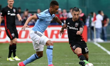 HAMSTRUNG: NYC FC's Shelton out 4-6 weeks