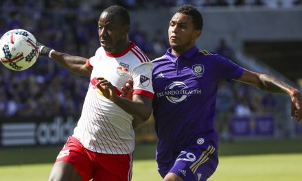 NO GOALS, NO WIN: Red Bulls blanked in 1-0 loss at Orlando