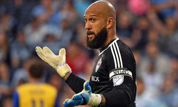 THREE-GAME SUSPENSION: MLS bans Tim Howard for foul language, fan altercation