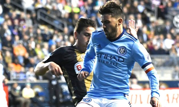 MARVELING AT THE GOLAZO: NYC FC players, coach hail Villa's 'fantastic, incredible' goal