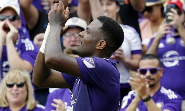HE LOVES NY, NY: NYCFC must find a way to stop Larin (7 goals in 6 games) from scoring