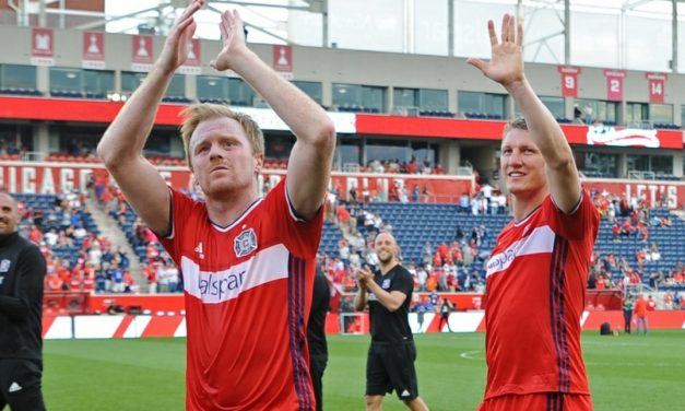 DAX IS BACK — PART I: Except for 90-plus minutes, Saturday will be one emotional night for McCarty at RBA