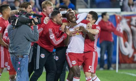 SEEMS LIKE OLD TIMES: Red Bulls look like the old Red Bulls in a victory over United