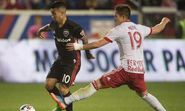 TWO IN A ROW: Red Bulls win second straight, 2-0 on goals by Muyl, Royer