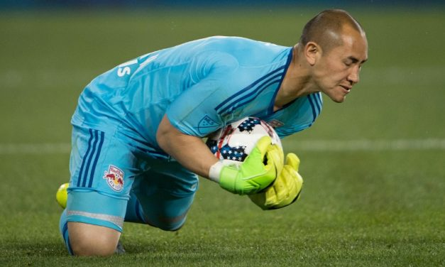 ON THE RISE: Red Bulls' confidence grows after second straight win