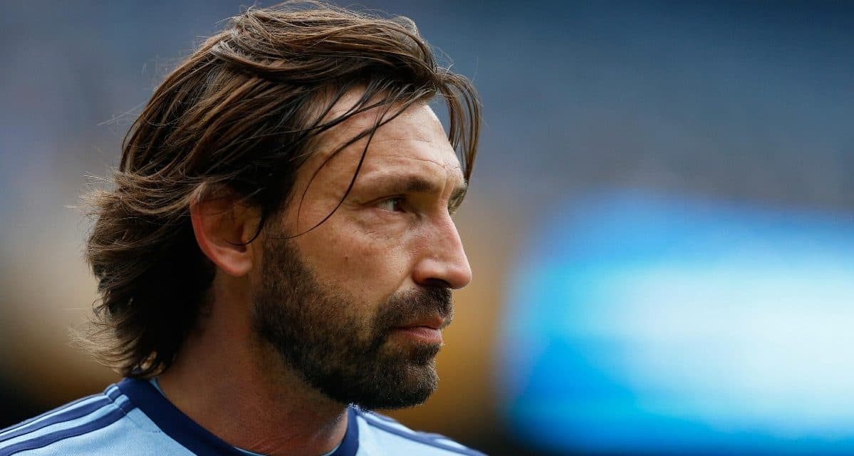THE PIRLO QUESTION: NYCFC midfielder says he has no problems getting subbed; Vieira weighs in