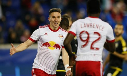 PLAYER OF THE WEEK: Red Bulls' Alex Muyl gets the honor