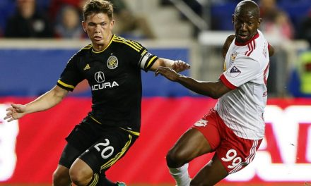 SOME MORE HOME COOKING: Red Bulls edge Fire, in 2-1, extend regular-season home unbeaten streak to 19