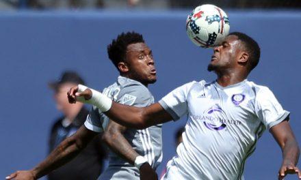 SAME OLD, SAME OLD: Larin scores twice, Orlando defeats NYCFC again
