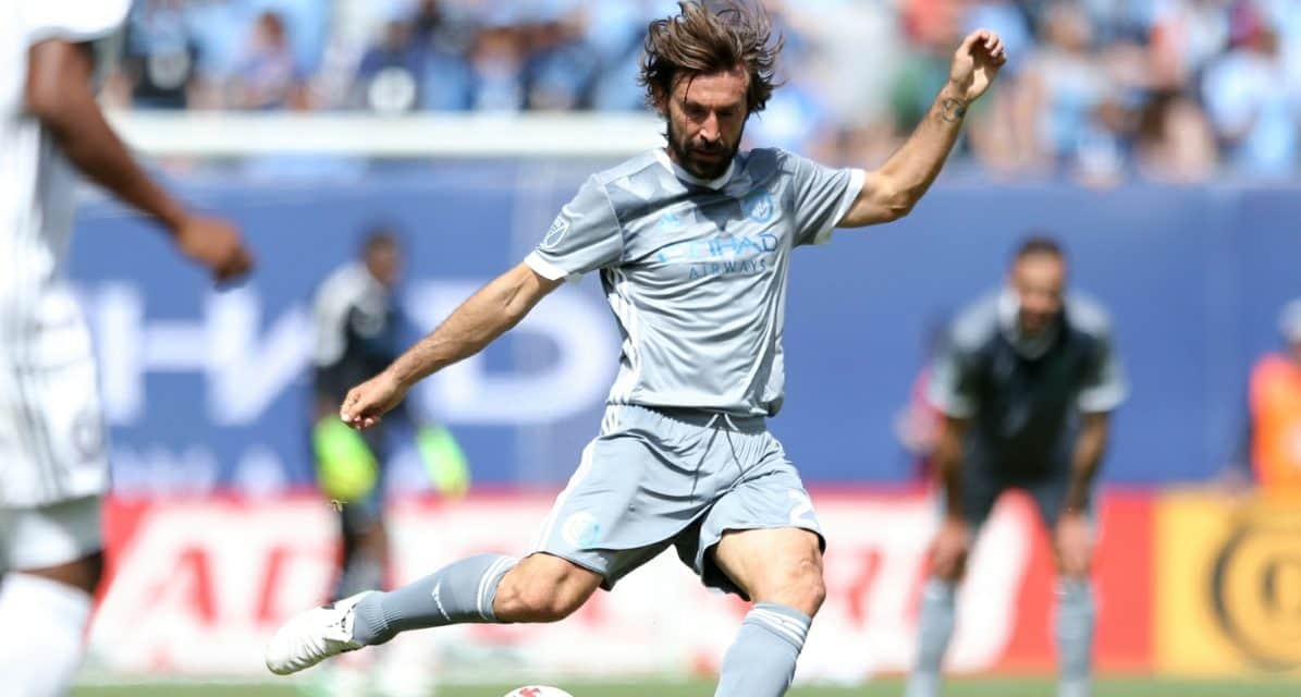 LEADING THE WAY: Pirlo ($5.9M), Villa ($5.6M) top NYCFC salary list
