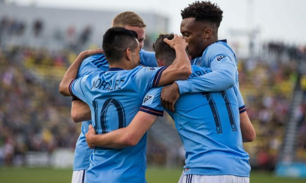 OFFSIDE REMARKS: The stars align for Red Bulls, NYCFC, Cosmos as they all win on the same day for the 1st time