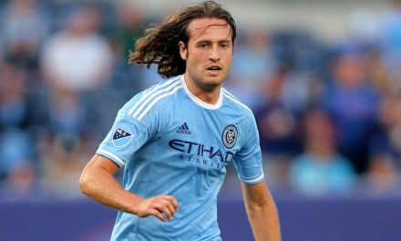 A MIX DEBUT: Diskerud plays, starts first game for IFK Göteborg