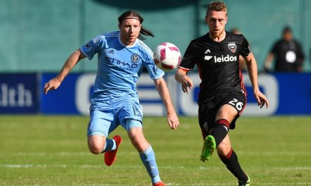 GOAL OF THE WEEK: No individual this time, but to NYC FC for McNamara's game-winner