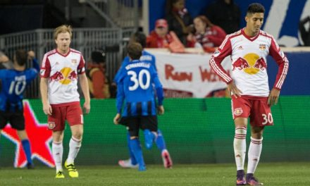 SUITING UP?: Marsch hopeful Veron will be included in first 18 vs. Crew