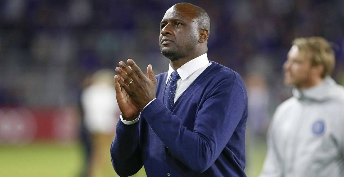 FORGET ABOUT IT: Vieira: NYC FC's drubbing of United is in the past, worry about today's game
