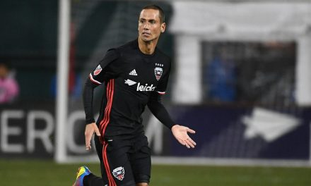 SUSPENDED: D.C.'s Sarvas won't play vs. NYC FC