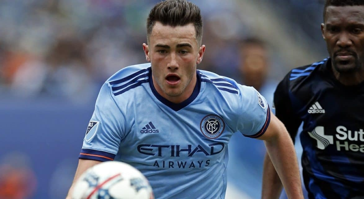 TOP OF THE HEAP: NYC FC blanks Philly, moves into 1st; Villa scores off 53.5-yard chip shot