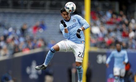 THE GOOD, THE BAD AND THE UGLY: NYC FC's build-up brings goals for both teams and a win for the hosts