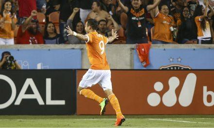 ERICK THE RED (BULL) SLAYER: Houston striker Torres named MLS player of the week
