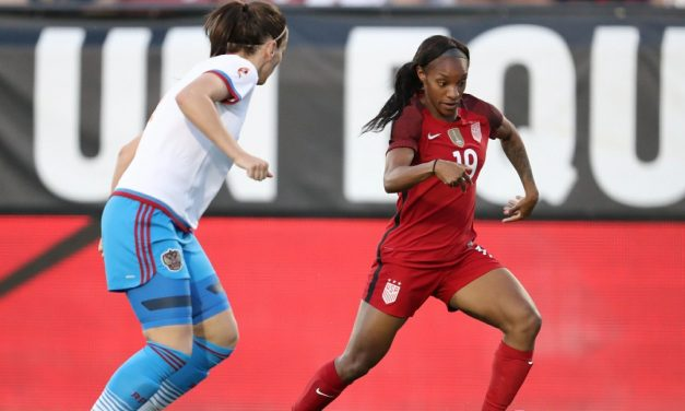 ALBERTSON FURY 4, RUSSIA 0: Dunn, Long each strike twice in USA women's win