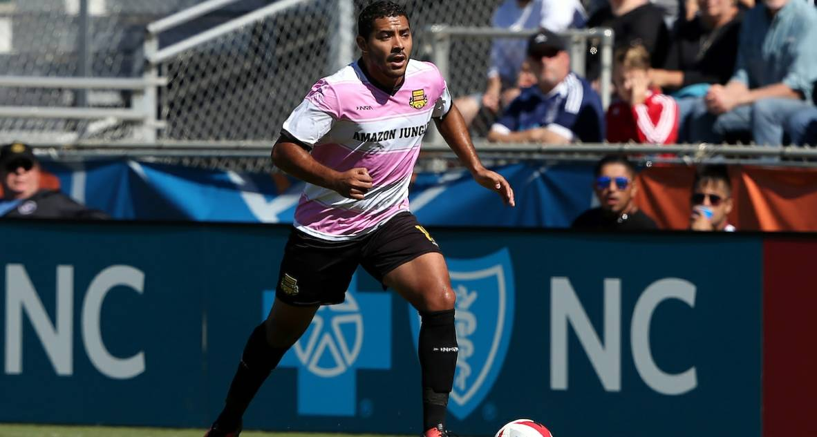 SQUANDERED LEAD: Red Bulls II lose late lead, game to St. Louis FC, 3-2