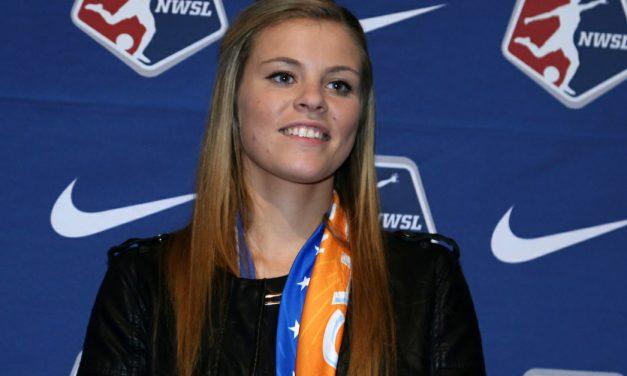 GOAL OF THE WEEK: NWSL honors former St. John's star Rachel Daly