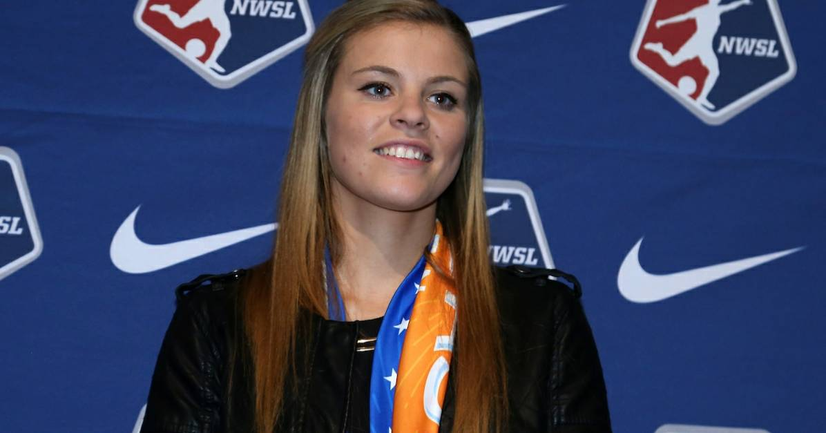 GOAL OF THE WEEK: NWSL honors former St. John's star Rachel Daly