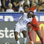 CALLED UP: Dunn, Long, O'Hara to play for USWNT in Tournament of Nations