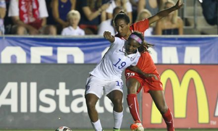 CRYSTAL CLEAR: Dunn scores again as Courage blanks Dash