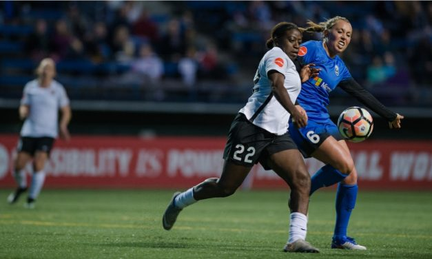 ALL TIED UP: Sky Blue FC rally to draw Seattle Reign on the road, 1-1