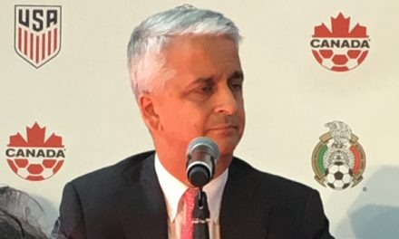 SUNIL SPEAKS: Gulati on U.S.'s elimination loss in Trinidad