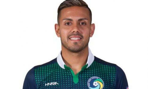 NO GOLD MINING FOR HIM: Injury forces Cosmos' Herrera from Gold Cup