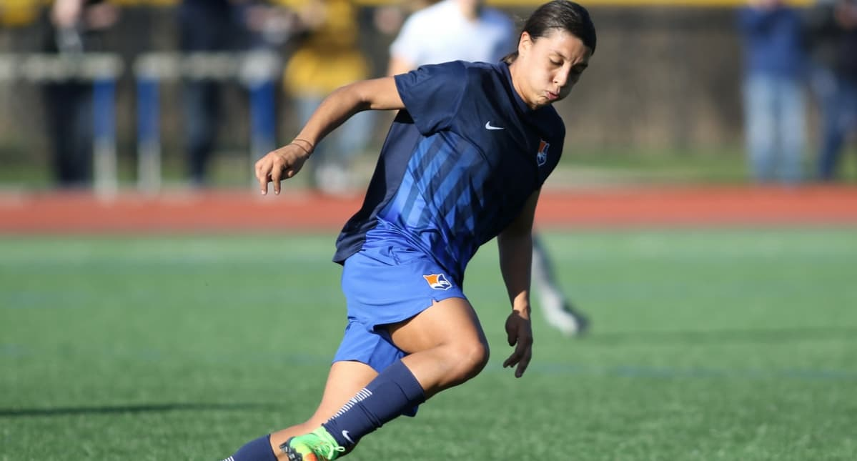 St Francis Brooklyn Soccer >> HOPING TO REIGN IN SEATTLE: Sky Blue to open NWSL season Saturday night - Front Row Soccer