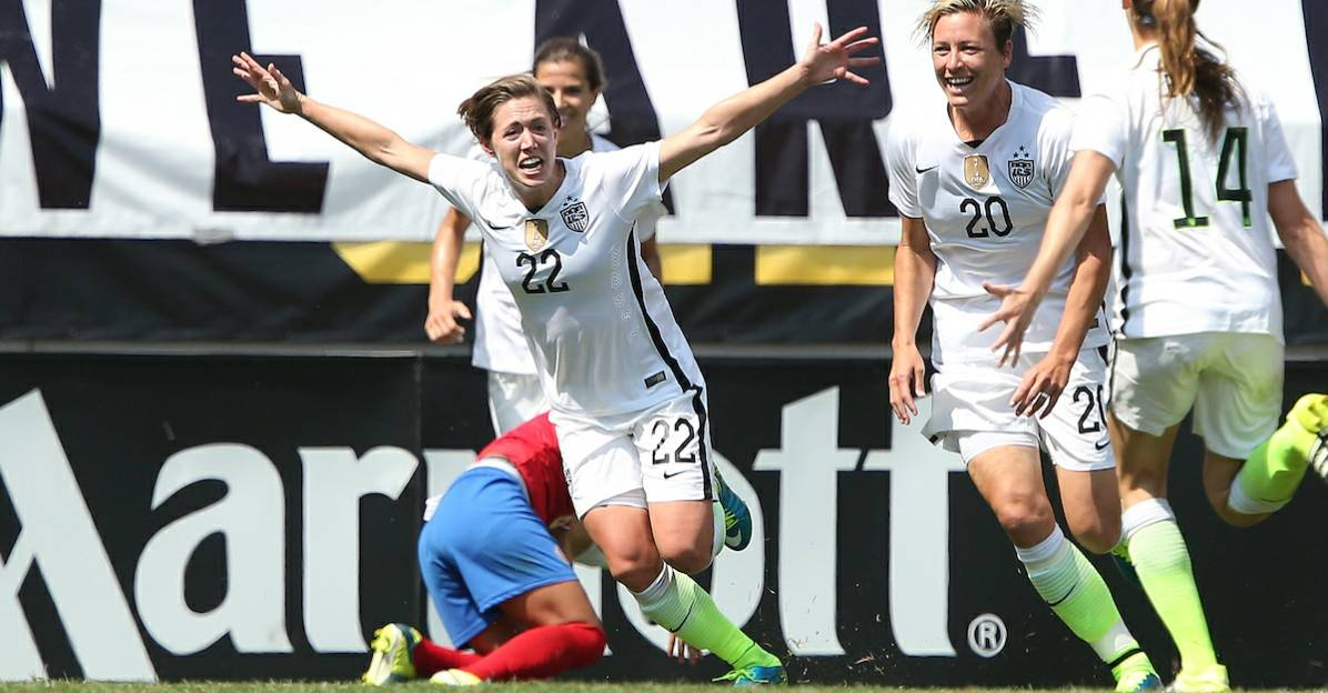THEY AGREE TO AGREE: U.S. Soccer, women's national team reach financial deal