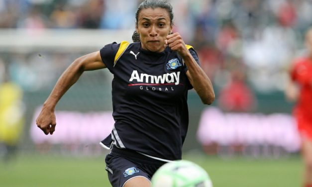 THE NEW PRIDE OF ORLANDO: Brazilian star Marta signs with NWSL team