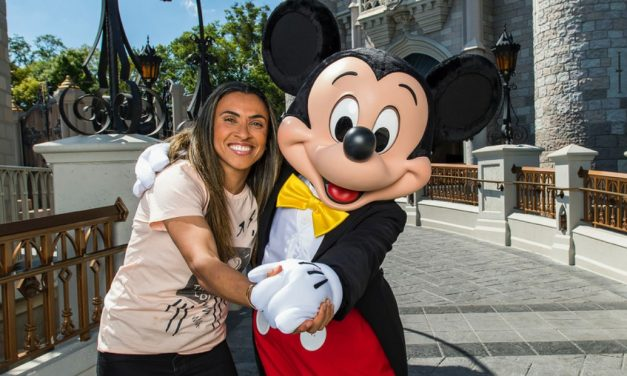 A DAY OFF: Marta goes to Disney World