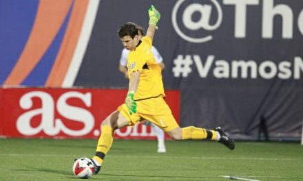 ONE-GAME LOAN: Report: Maurer will be on FC Dallas roster for one match