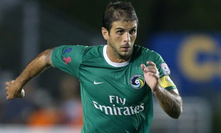 LOOKING AHEAD: Mendes misses Cosmos draw, but Gio says he will be ready for SF