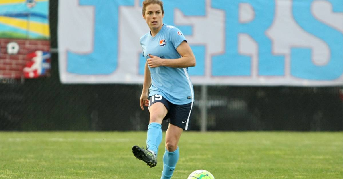 AMONG THE ELITE: Sky Blue's Kelley O'Hara named NWSL allocated player for this season
