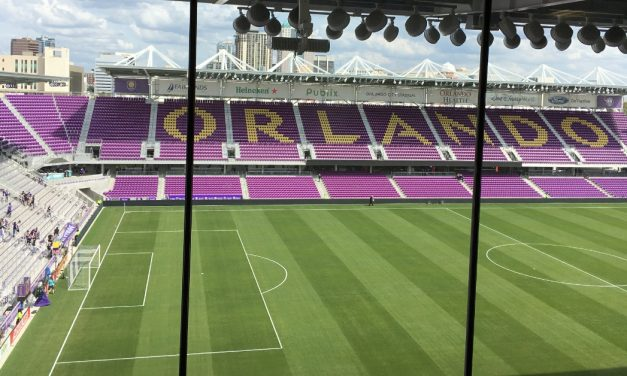 CHAMPIONSHIP VENUE: Orlando City Stadium to host NWSL final Oct. 14