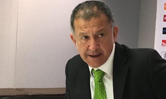 THERE'S NO JUAN IN THE GOLD CUP: FIFA suspends Mexico coach Osorio for 6 games