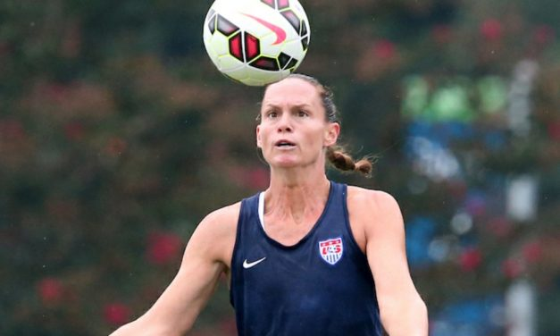 LOOKING BACK: At Rampone and Sky Blue's miracle run to the title in 2009