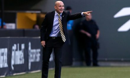 THE FINAL THREE: Paul Riley up for NWSL coach of the year