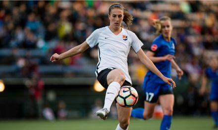 AIMING FOR THREE: Sky Blue FC vies for its 1st win of the season in Boston