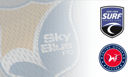 BACKING THEM UP: New York Surf SC named Sky Blue's amateur reserve team