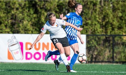 BLANKED: Sky Blue FC shut out for 1st time in 13 games in 1-0 loss