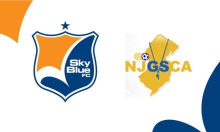 NEW PARTNERSHIP: Sky Blue FC and NJ Girls Soccer Coaches Association