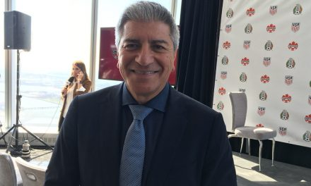 BEING PREPARED: Zambrano on possibility of Canada joint-hosting World Cup: 'It puts an onus on us as a country'