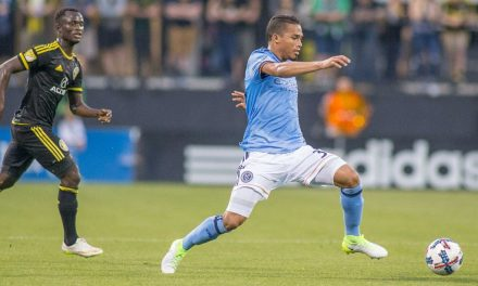 SOME EXTRA EFFORT: NYCFC's Herrera, Venezuela headed to U-20 quarterfinals