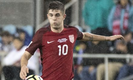 THEY'RE HAPPY CAMPERS: Pulisic, Bradley, Altidore, Dempsey among call-ups for WCQ